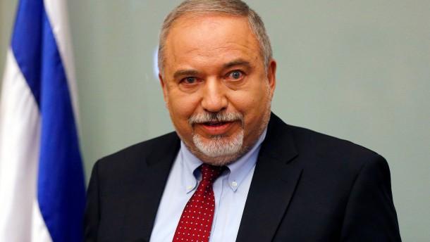 Darum springt Lieberman ab
