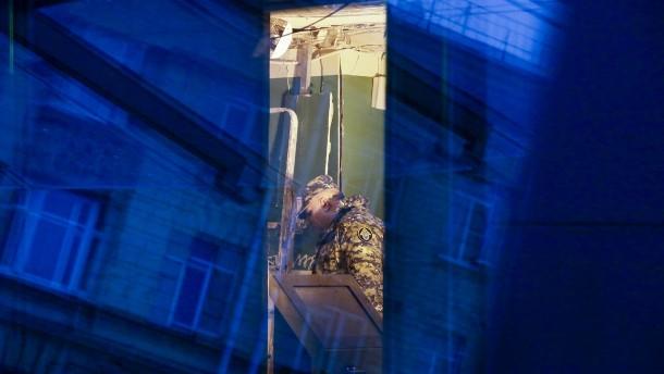 FSB nimmt mutmaßlichen Attentäter fest
