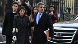 Cohen zu drei Jahren Haft verurteilt