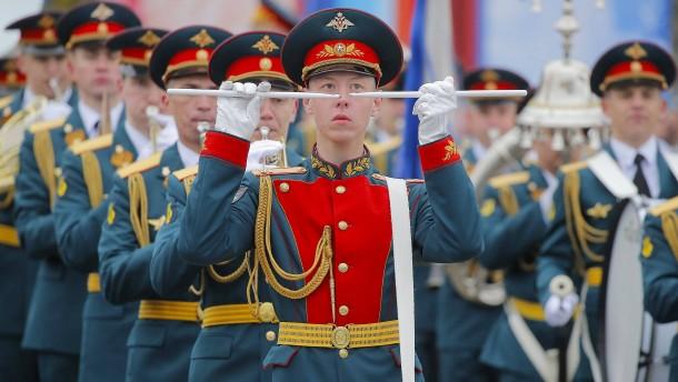 """""""Russland wünscht sich das Unmögliche"""""""