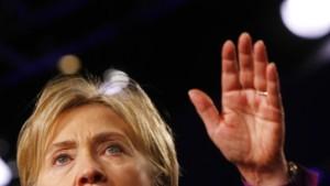 Ärger bei den Demokraten über Hillary Clintons Iran-Kurs