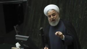 Irans Präsident lehnt bilaterale Gespräche mit Trump ab