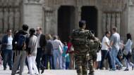 Polizeischutz für Kirchen