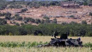 Italien und Türkei verstärken Militärpräsenz
