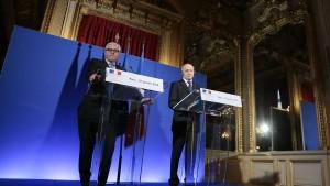 Berlin und Paris vereinbaren engere Zusammenarbeit