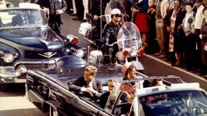 Heute werden die JFK-Dokumente veröffentlicht