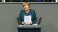 Merkel fordert weitere Reformen in der EU