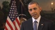 Obama schließt militärisches Engagement in der Ukraine aus