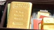 Goldfund in der Ukraine