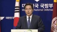 Schusswechsel zwischen Nord- und Südkorea