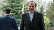 Diplomatischer Streit um einen Botschafter