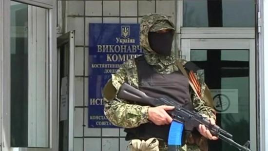 Gewalt in Ukraine eskaliert zunehmend
