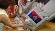 Separatisten verkünden Sieg bei Referendum