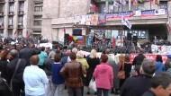 Separatisten in Donezk und Lugansk wollen Beitritt zu Russland