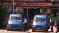 Türkische Polizei nimmt nach Grubenunglück Verdächtige fest