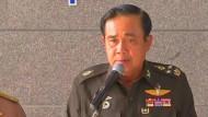 Krisentreffen nach Kriegsrecht-Verhängung in Thailand