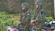 Vereinigte Staaten ermahnen Thailands Militär