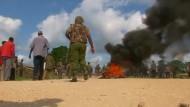 Somalische Islamisten verüben neues Massaker mit zahlreichen Toten