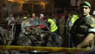 Selbstmordanschlag auf WM-Zuschauer in Beirut