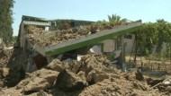Israelische Luftwaffe bombardiert Hamas-Stellungen im Gazastreifen