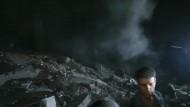 Israel fliegt Luftschläge