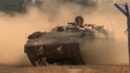 Israel weitet Bodenoffensive in Gaza aus