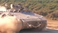 Israel nimmt Angriffe auf Gazastreifen wieder auf