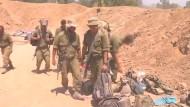 Israel und Hamas stimmen Waffenruhe zu
