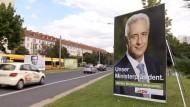 Wer punktet neben Tillichs CDU?