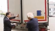 Hilfsgütertransport in den Nordirak aufgebrochen