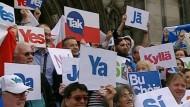 Angst vor dem Schotten-Referendum