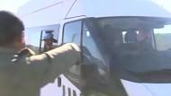 Auf Golanhöhen entführte Blauhelme sind frei