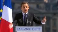 Sarkozy will zurück in die Politik