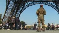 Frankreich erhöht Sicherheitsmaßnahmen