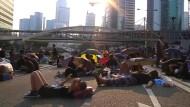 Vereinigte Staaten unterstützen Streben nach Demokratie in Hongkong