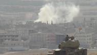 Kurden und IS-Miliz ringen weiter um Kobane
