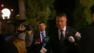 Präsidentenwahl in Rumänien