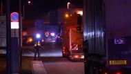 MH17-Wrackteile auf dem Weg in die Niederlande