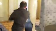 Kiew: Schlägerei im Parlament