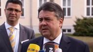Gabriel: Schäuble muss neuen Vorschlag zum Soli machen