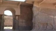 IS zerstört antike Stadt Nimrud