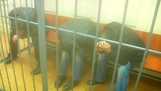 Verdächtige werden Haftrichter vorgeführt