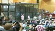 20 Jahre Haft für Ex-Präsident Mursi