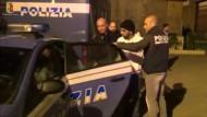 Weitere mutmaßliche Schlepper in Italien verhaftet