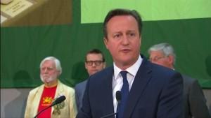 Klarer Sieg für David Cameron in der britischen Parlamentswahl