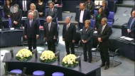 Bundestag gedenkt des Kriegsendes vor 70 Jahren