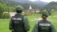Sicherheitsvorbereitungen für G7-Gipfel laufen auf Hochtouren