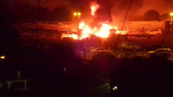 Anschläge auf Luxushotels in Bagdad