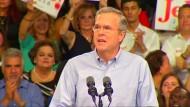 Jeb Bush schweigt sich über Vater und Bruder aus