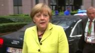 """Euro-Sondertreffen mutiert zum """"Beratungsgipfel"""""""